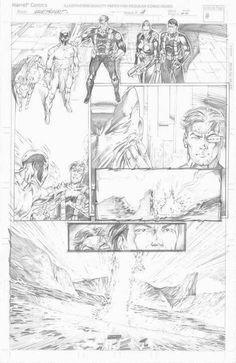 Wraithheart 4 Page 22 - Hector Gomez Comic Art