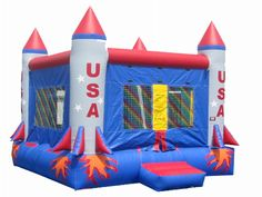 Find Rocket Bounce? Yes, Get What You Want From Here, Higher quality, Lower price, Fast delivery, Safe Transactions, All kinds of inflatable products for sale - East Inflatables UK
