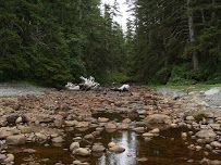 irony creek, north coast trail North Coast Trail, Columbia River, View Map, British Columbia, Waterfalls, Rivers, Cape, Country Roads, Mantle
