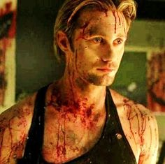 Dear Universe,  I wish I was a vampire....and I wish Eric Northman was my maker.....Sincerely, Lori.
