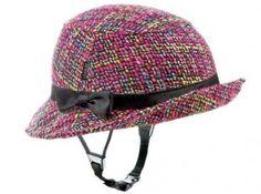 The stylish Yakkay Helmet for some serious urban riding.