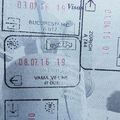 Vama Veche stamp! #travel #explore #adventure #romania #gipsysoul #wanderlust