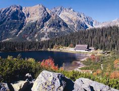 Zakopane, Poland. Tatry Mountains