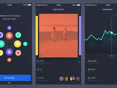 Connects brands with potential social influencers! This is the main purpose about this iOS application that i'm working on at Amber Creative. Huge credits to @Sebastiano Guerriero and Nucleo for t...