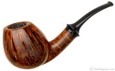 Lomma Smooth Bent Brandy Pipes at Smoking Pipes .com