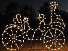 victorian christmas decorations | of Outdoor Lighted Christmas Decorations for Beautiful Christmas ...