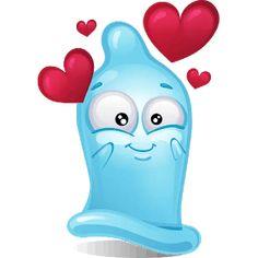 Кладовка...: Сердечки - на прозрачном фоне Ice Tray, Stickers, Blog, Design, Sticker, Design Comics