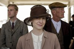 Thoughts: Asked about Mr Talbot, Anna Bates said: ''I'm just not sure that his life and yo...
