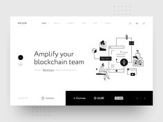 Exyte – Hero block designed by Anton Avilov for Anthony's Lab. Connect with them on Dribbble; the global community for designers and creative professionals. Web Design Noir, Web Design Trends, Ux Design, Layout Design, Graphic Design, Flat Design, Interface Web, Interface Design, Design Thinking