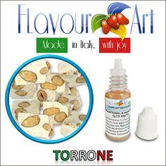 E-Liquide Torrone (Nougat) de Flavour Art sur Top Cigarette Electronique