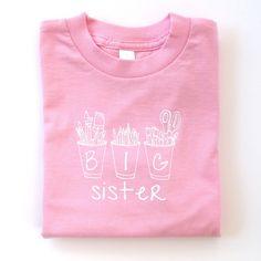 Big Sister Short Sleeve Tee