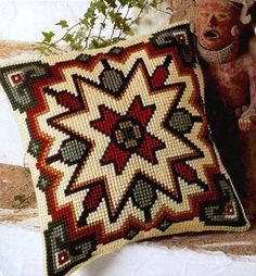 Thrilling Designing Your Own Cross Stitch Embroidery Patterns Ideas. Exhilarating Designing Your Own Cross Stitch Embroidery Patterns Ideas. Bargello Needlepoint, Bargello Patterns, Needlepoint Pillows, Needlepoint Patterns, Embroidery Patterns, Crochet Patterns, Cross Stitch Charts, Cross Stitch Designs, Cross Stitch Patterns