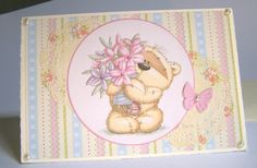 Fizzy Moon Card no sentiment  Ideal for any occasion