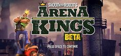 Shoot Many Robots: Arena Kings is Free to Play and PVP