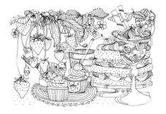 361 besten cupcake sweets bilder auf pinterest in 2018 coloring