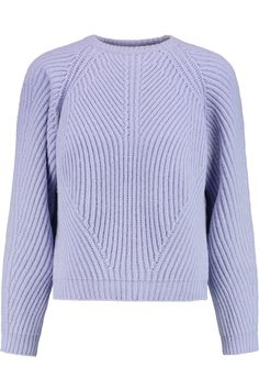 Shop on-sale Vivetta Ribbed-knit wool sweater. Browse other discount designer Knitwear & more on The Most Fashionable Fashion Outlet, THE OUTNET.COM