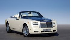 Rolls Royce 2013 Phantom Drophead Coupé