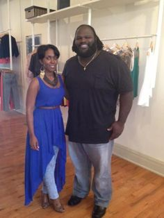 Mark Henry with his wife Mark Henry, Wwe Couples, Wwe Tna, Total Divas, Professional Wrestling, Wwe Superstars, Olympians, Happily Ever After, Weddings