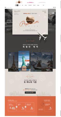 현대카드 _ 트래블_ 레이아웃참고 Media Design, Ad Design, Event Design, Layout Design, Event Banner, Promotional Design, Event Page, Wordpress Theme Design, Japan Design