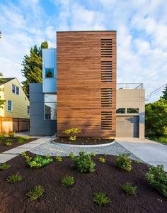 Casa Lark House / Stephenson Design Collective, Washington http://www.arquitexs.com/2015/03/casa-lark-house-stephenson-design-Collective-Washington.html