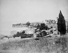 İrlandalı fotoğrafçı tarafından 1851 yılında çekilen İstanbul'un ilk fotoğrafları. Kartal train station.