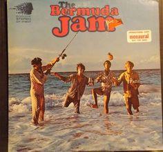 THE BERMUDA JAM Self Titled GROUP GARAGE PSYCH ROCK PROMO VINYL MUSIC ALBUM LP