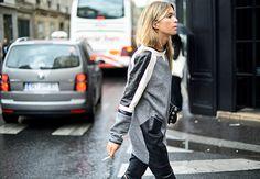 The women of men's fashion at Paris Fashion Week