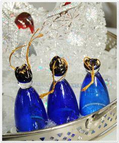 Christmas Time, Christmas Bulbs, Drop Earrings, Holiday Decor, Glass, Beautiful, Jewelry, Kunst, Jewlery