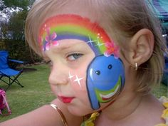 Lollos face paint Word 3, Carnival, Bedrooms, Faces, Girls, Painting, Toddler Girls, Daughters, Carnavals