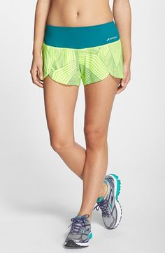 Brooks 'Racey' Lined Running Shorts available at #Nordstrom