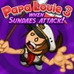 Play Papa Louie When Sundaes Attack on Kizi! Explore the Land of Munchmore's sweet side in this wildly popular platformer series. Play the game for free. Free Action Games, Free Games, Manga Anime, Best Games, Online Games, Steven Universe, Games To Play, Life Is Good, Mario