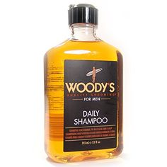Woodys Quality Grooming Daily Shampoo 84 oz * More info could be found at the image url.(It is Amazon affiliate link) #HaiirstlyingAccessories