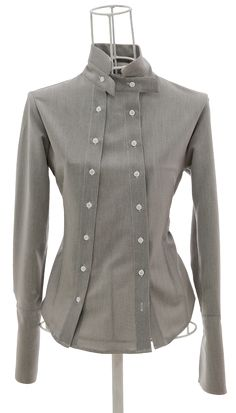 Beautifully tailored shirt by Ken Okada