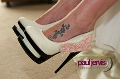 Wedding shoe inspiration by Paul Jervis Photography, Ballycalre, Northern Ireland