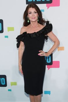 Lisa Vanderpump PHOTOS: Bravo Reality TV Stars Attend 2013 Upfronts - Real Housewives of Beverly Hills