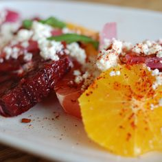 Nopalito - Vibrant neighborhood Mexican kitchens celebrating the traditional cookery of Mexico and utilizing our philosophy of purchasing local, organic and sustainable ingredients. Pic: Ensalada+de+Naranjas Check out their brunch too! WFN wild list favorite!