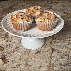 Banana Nut Muffins: Gluten-Free recipe