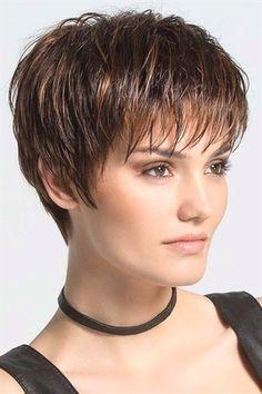Épinglé par Amy Kaiser sur hair en 2019 Modele coupe