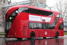 New London bus for 2012!