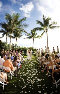 Florida Weddings at LaPlaya Beach & Golf Resort in Naples, FL