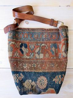 Love tapestry bags--they last forever!