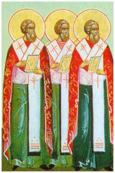 Science of the Saints, 12-IX (30 Aug.), Saints Alexander, John, and Paul, Patriarchs of Constantinople Ecumenical Council, St Constantine, Saint Gregory, 30 August, Byzantine, Pagan, Jesus Christ, Empire, Saints