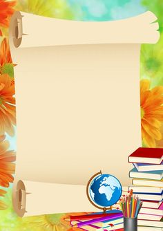 Arts And Crafts Hobbies Frame Border Design, Boarder Designs, Page Borders Design, Lesson Plan In Filipino, Picture Borders, School Border, Boarders And Frames, School Frame, School Clipart