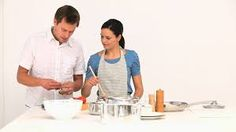 Image result for christmas cooking couple