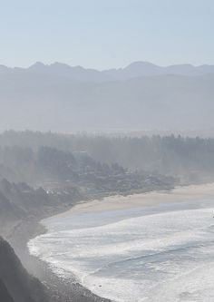 Play Misty for me. Nehalem Bay, OR Zippertravel.com Digital Edition Nehalem Bay, Sky Full Of Stars, Cannon Beach, Night Skies, Oregon, Play, Sunset, Digital, Water