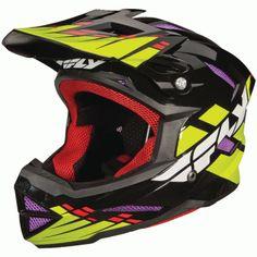 FLYRACING Bmx Bike Helmets Fly Racing 2013 Default Helmet