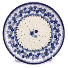 How adorable pattern is this one! Our Polish pottery can be found at http://slavicapottery.com