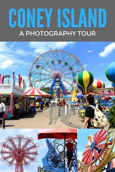 Coney Island: A Photography Tour | NYC | New York | Street Art | Photography