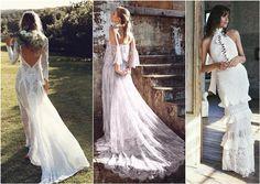 Grace Loves Lace Bohemian Wedding Dresses