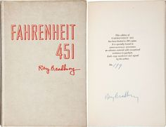 Fahrenheit 451 made with asbestos to be especially fire-resistant.